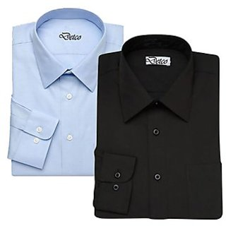 Mens Multicolor Regular Formal Shirt