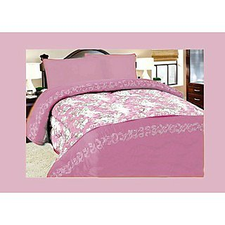 Cotton Jaquard Double Bed Quilt (Le-Tcr-004)