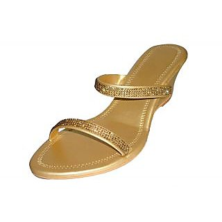 cobblerone gold wedges