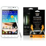 Buff Ultimate shatter screen guard protector for Samsung Galaxy Note N7000 i9220