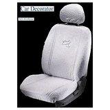 Car Seat Covers Towel + Washable-  Hyundai Old Santro   + Free Dvd Holder+  Warranty