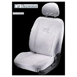 Car Seat Covers Towel + Washable- Suzuki Dezire 2012  + Free Dvd Holder+  Warranty