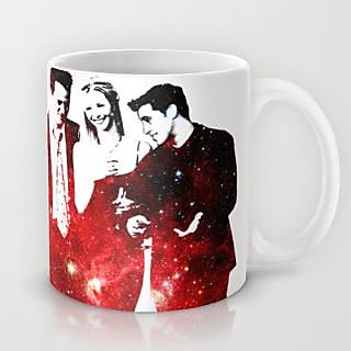 Astrode Friends Coffee Mug
