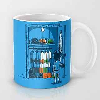 Astrode The Morning Routine Coffee Mug