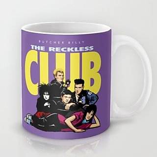 Astrode The Reckless Club Coffee Mug