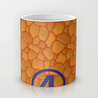 Astrode The Thing Coffee Mug