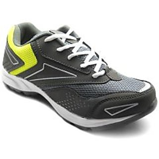 ANR Green And Grey Mens Sports Shoes(speed-7g)