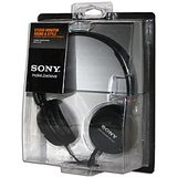 Sony MDR-ZX100/B On-the-ear Headphone