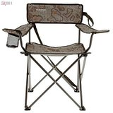 Camping And Outdoor Arm Chair Grey And Brown