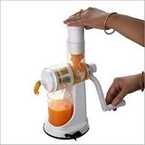 Heavy Duty Professional Fruit Juicer Vaccum Base