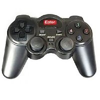 Enter USB GAME PAD WITH Double Shock Function
