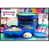 TUPPERWARE CLASSIC LUNCH SET WITH INSULATED BAG
