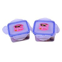 2pcs Airtight Storage Container Set