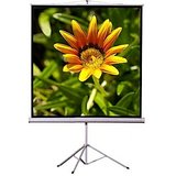 "7X5,Sq.(100"")Ft.HIGH GAIN SWASTIK BRAND A++++ IMPORTED TRIPOD PROJECTOR SCREEN"