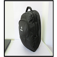 Back Pack With Overnighter Provision Black