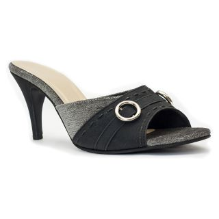 Azores Women's Sandals Black Heels