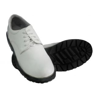 Bata Men's White Shoes (824-1599)