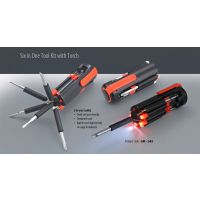 Magpie 6 In 1 Tool Kit With Tourch Model Isgm049