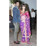 Bollywood replica - bipasha basu at shilpa-shetty-diwali bass vialote saree