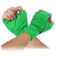 Lew Boxing Hand Wrap Color Green