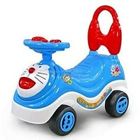 Doraemon Kids Ride On Push Car With Music - 1176052