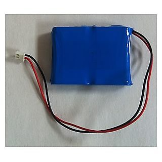 Battery for Biometric Attendance Machine