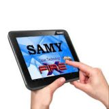 SAMY TABLET WITH CALLING