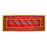 Traditional Velvet Wall Hanging With Mirror Work (Option 1)