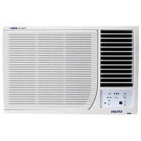 Voltas 1.0Ton  2 Star 122LYE\LYI  Window Air Conditioner (White )