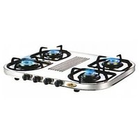 Bajaj CX 21D  Gas Stove (4 Burner Cooktop)