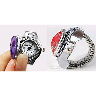 Caris Ring Watch For Womens
