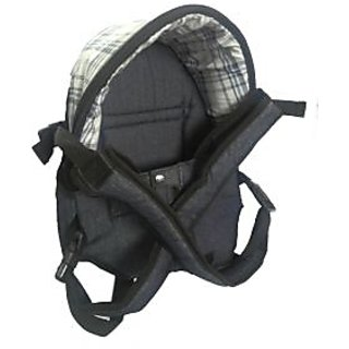 Baby Carrier - Front  Back Baby Carrying Sling (With Foldable Sunshade Hood)