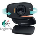 Logitech Web Cam Hd Video C 510 Usb Mic Webcam Bill
