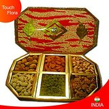 1 Kg Assorted Dry Fruit In A Box, To Make The Occasion More Memorable