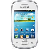 Samsung Galaxy Star S5282 - (Ceramic White) available at ShopClues for Rs.5289