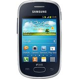 Samsung Galaxy Star S5282 - (Noble Black) available at ShopClues for Rs.4797