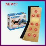 Luxury Full Body Massager Vibration Heat Massage Bed Mattress Sofa Mat Cushion