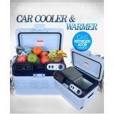 Cais Car Home Office Electric Cooler Freezer Warmer Fridge Refrigerator 12litres