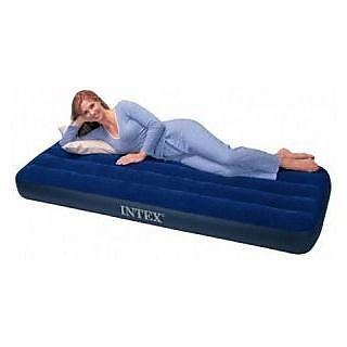 Intex Inflatable Air Bed Single Mattress