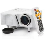 Portable LED Projector with Multi-function interface: VGA+ AV+SD+ USB input