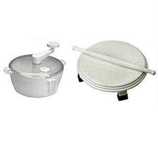 Combo Offer Dough Maker + Polpat & Belan
