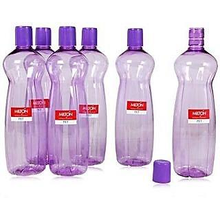 Milton water bottle 1000ML set of 6