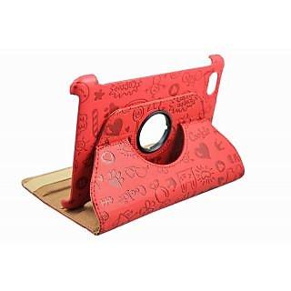 KolorFish iFun (RED) Leather iPad Cover Case for iPad 2 3 4