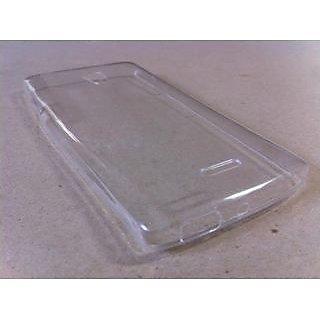 Ultra Thin 0.3 MM Soft Silicon Skin Back Cover Case Fr Oppo Joy R1001 R-1001
