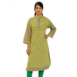 Exclusive Indian Jaipuri Handloom Cotton Designer Kurti Kurta Casual Wear