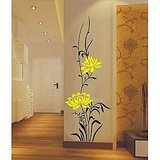 Flower Paradiso - Room Wall Sticker