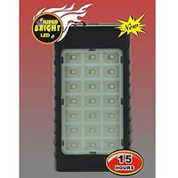 Super Bright Rechargeable Emergency LED/SMD Light - 21 SMD ( 15 Hours )