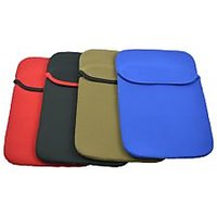 "SLEEVES FOR 10.2 ""/ Ipad Sleeve / Note Book Sleeve / Red Color"