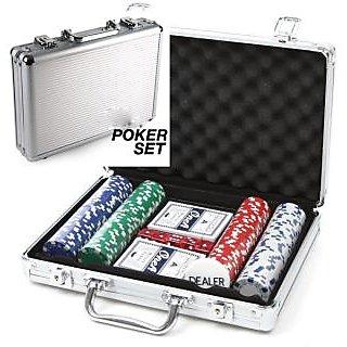 Poker Game Set 200 Piece