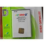 100 % ORIGINAL ERD BATTERY FOR MICROMAX A45 A-45 A 45 MOBILE WITH BILL SEAL PACK & 6 MONTHS VENDOR REPLACMENT WARRANTY